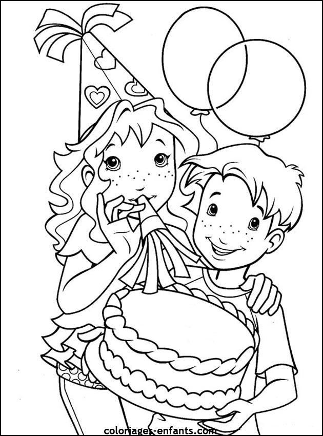 Index of rubrique fetes images coloriages anniversaire - Enfants coloriage ...