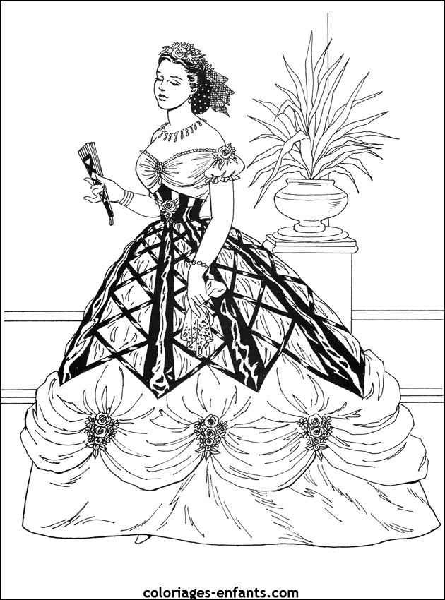 seventies fashion coloring pages - photo#35
